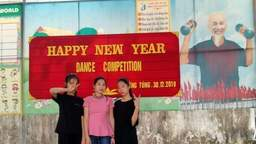 Thi dance competion